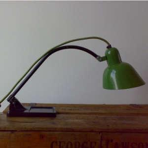 German Industrial Table light