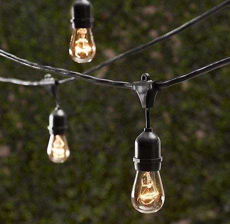 Outdoor String Lights Ace Hardware : Steal This Look: Ace Hotel Outdoor Lounge: Remodelista