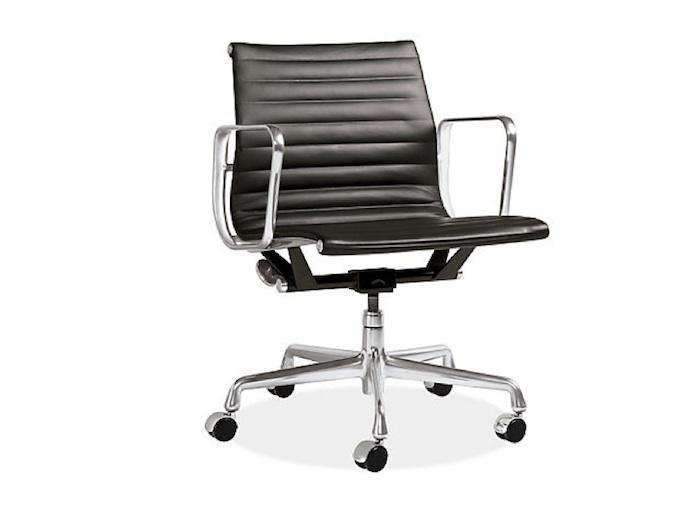 Eames Aluminum Group Management Chair - Remodelista