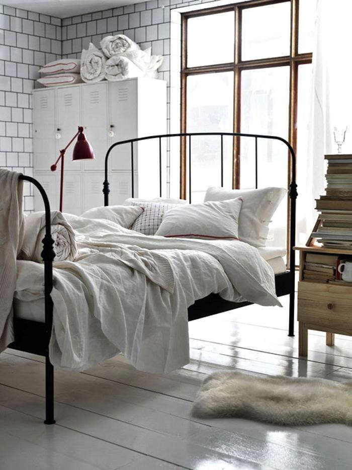 lillesand bed frame
