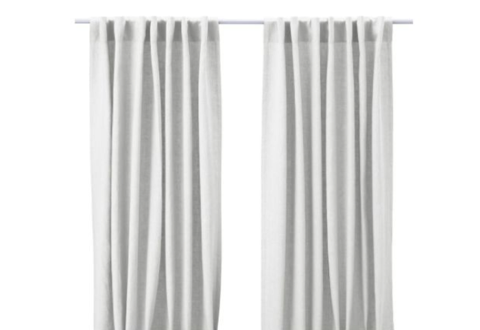 Aina pair of curtains remodelista - Images of curtans ...