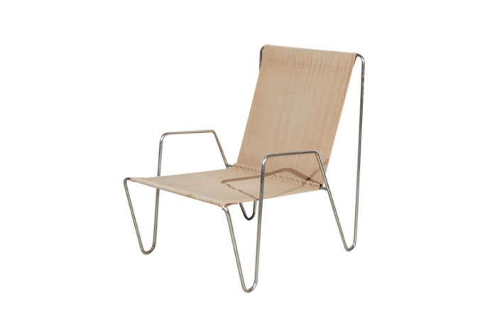 original verner panton bachelor chair remodelista. Black Bedroom Furniture Sets. Home Design Ideas