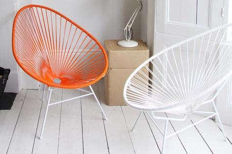 Furniture Acapulco Chair in Indoor Settings portrait 3