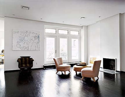 Architect Visit Kurt Andernach Brooklyn Heights Remodel portrait 3