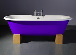 Bathroom Aston Matthews Tivoli Tub portrait 3