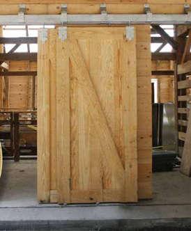 Hardware: Barn Door Fittings - Remodelista