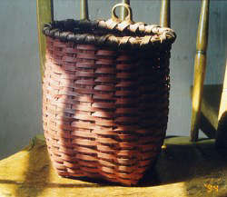 Blackash Candle Basket