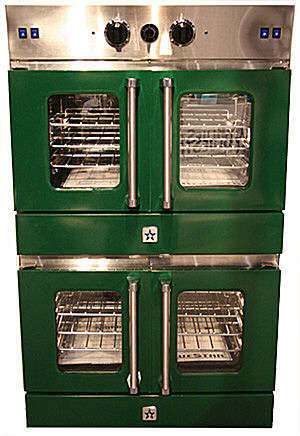 Bluestar 30 Quot Double Gas Wall Oven Remodelista