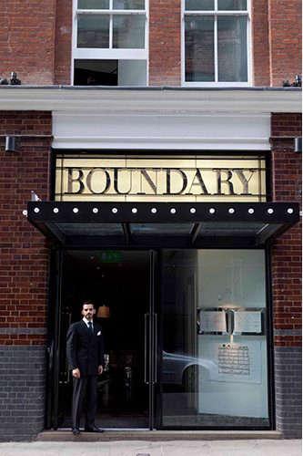 boundary-exterior