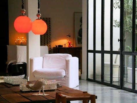 casa-honore-orange-lamp-window