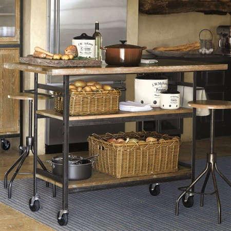 Furniture Rolling Kitchen Island Roundup Remodelista
