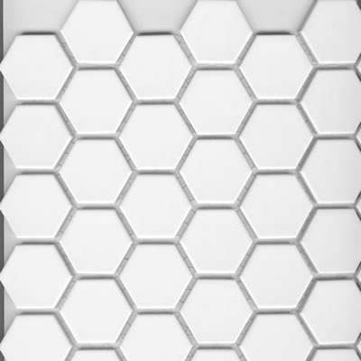 Classic Series Glazed 1 5 Inch Hex Tile Remodelista