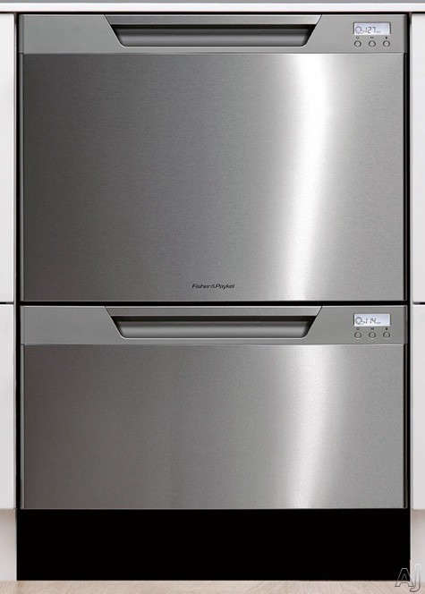 Appliances Fisher Paykel Tall Drawer Double Dishdrawer