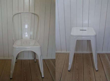 double-tolix-stool-chair