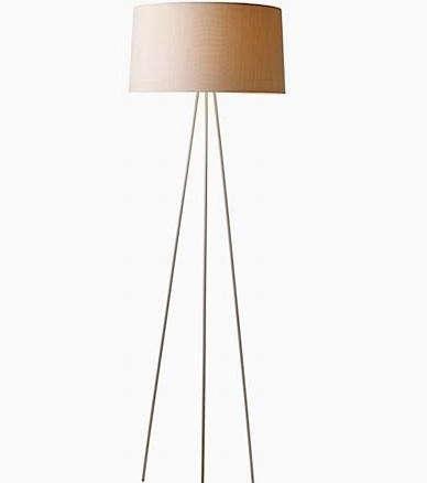 Tripod Floor Lamp, Dwr Table Lamps