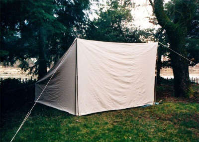 Outdoors beckel canvas tents remodelista for Canvas tent plans