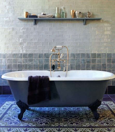 Bathroom Lighting Remodelista: Bath: Exotic Bathroom Roundup: Remodelista