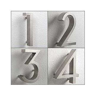 neutra house numbers remodelista