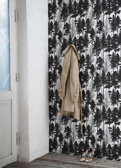ferm-fir-tree-wallpaper