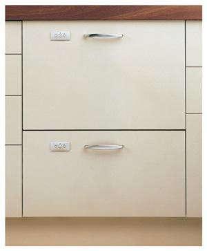 Fisher Paykel Dd6051 Dishwasher Drawers Remodelista