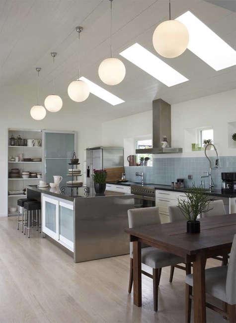 Kitchen Globe Pendant Lights In Multiples Remodelista