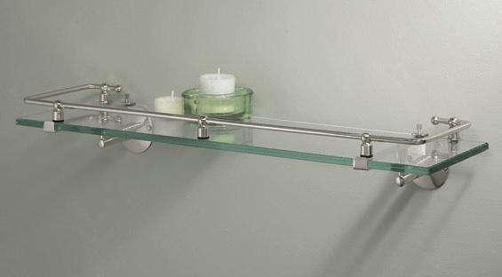 Bathroom Vanity Shelf Remodelista