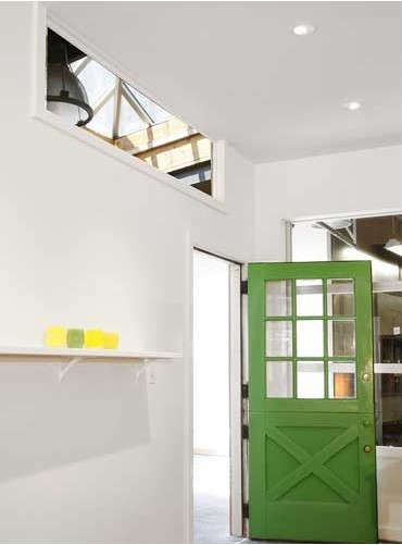 glassybaby-green-door