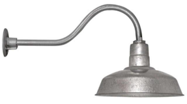 Gooseneck Barn Light Remodelista