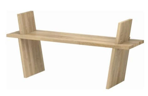 furniture rasken bench from ikea remodelista