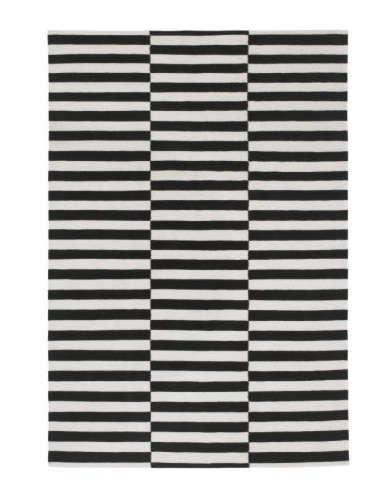 Walls Windows amp Floors Black and White Ikea Rugs portrait 3