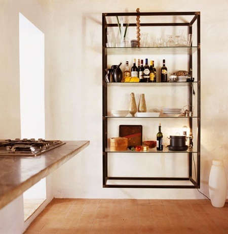 Storage Wall Mounted Shelving Units Remodelista