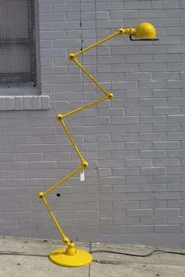 jielde-loft-yellow-lamp