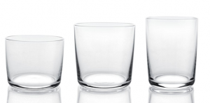 Jasper Morrison Glass Family Set at Remodelista