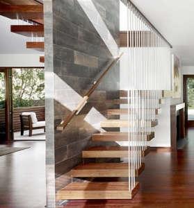 Kentfield Residence Stairs
