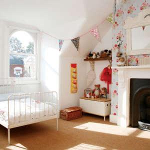 White Children's Room