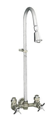 Kohler Industrial Exposed Shower Faucet Remodelista