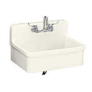 wall mount kitchen sinks gilford apron front wall mount sink remodelista 6944