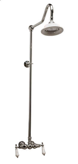 Delightful Above: Exposed Shower Set By Randolph Morris; $349.95 At Vintage Tub.