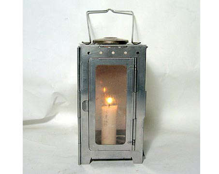 Swiss Army Folding Lantern Remodelista