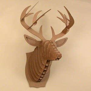 large-deer-head-cardboard-safari