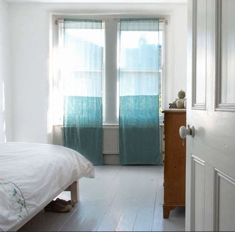long-turquoise-curtains