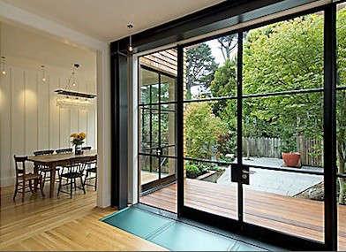 Walls Windows Amp Floors Steel Window And Door Fabricators