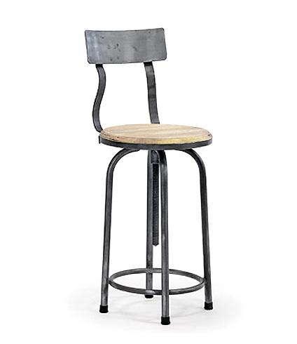 metal swivel stool hudsong