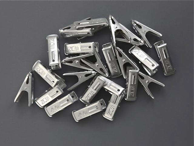 Japanese Aluminium Pinch Remodelista