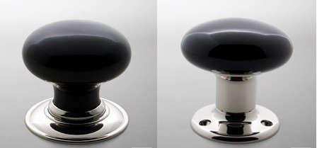 nanz-black-doorknobs