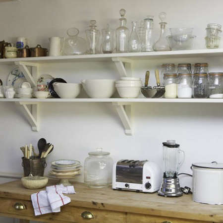 Kitchen: Open Shelf Roundup - Remodelista