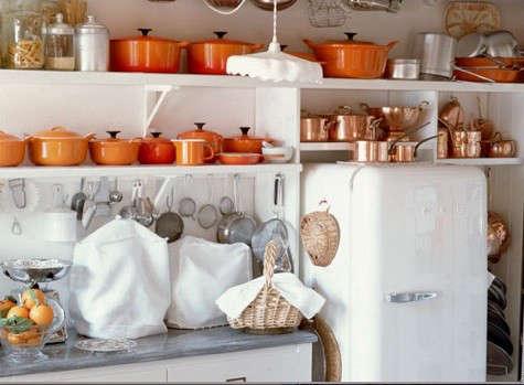 orange-pots-white-kitchen