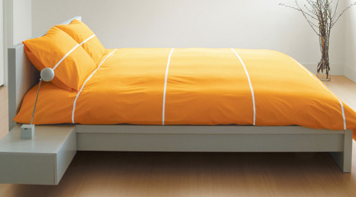 orangebedding