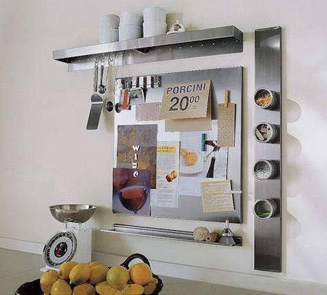 36 Inch Long Magnetic Board Remodelista