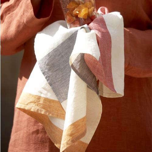 pianosa linen napkin